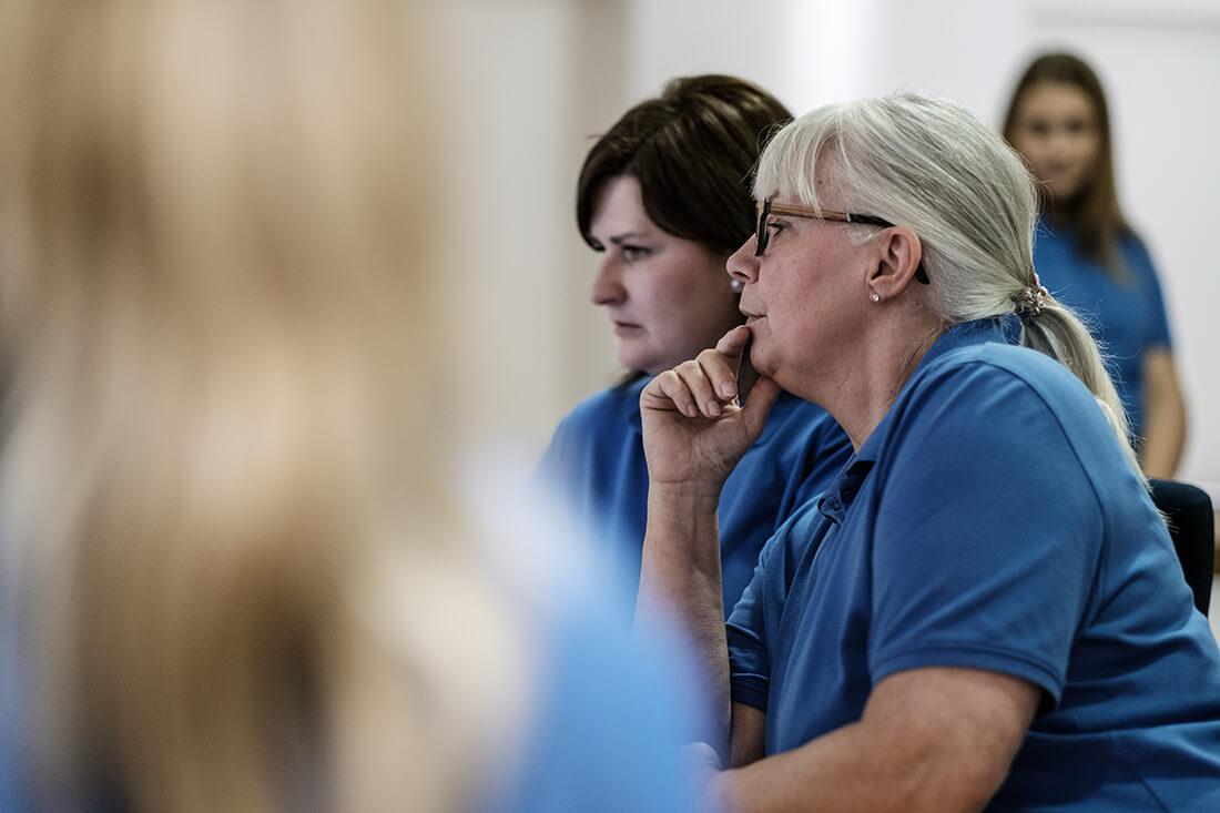 Mund-, Kiefer- und Gesichtschirurgie Hannover - Bothe - Teamarbeit in der Praxis