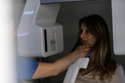 Mund-, Kiefer- und Gesichtschirurgie Hannover - Bothe - Röntgen in unserer Praxis